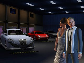 Illustration for article titled The Sims 3 Moves Into The Fast Lane This Fall