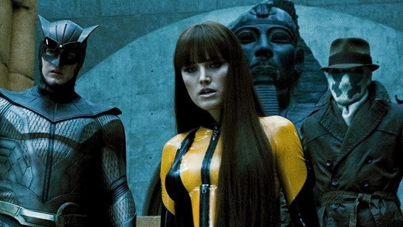 Finally, a video defense of Zack Snyder's Watchmen