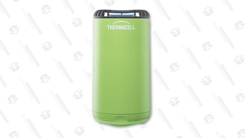 Thermacell Patio Shield Mosquito Repeller | $18 | Amazon
