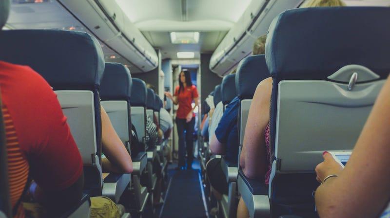 Wear Loose Clothing on a Long Flight