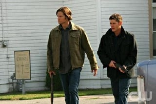 """Illustration for article titled Catch Up With """"Supernatural"""" Before Tonight's Premiere"""