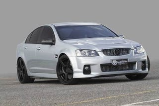 Illustration for article titled Walksinshaw Series II Supercar: One Mad Maximum Commodore