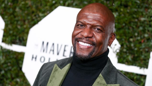 Terry Crews Has His Own Cryptocurrency Because Why Not?