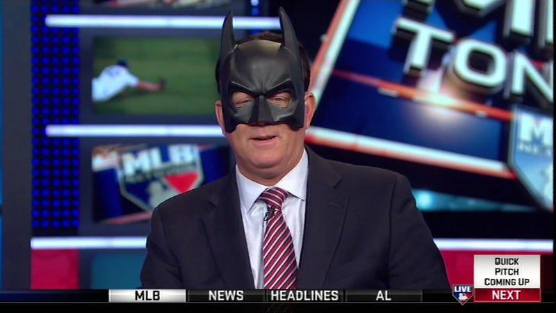 Illustration for article titled I'm The Goddamn Batman