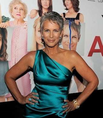 """Illustration for article titled Jamie Lee Curtis Hates Hollywood's """"Conspiracy"""" Against Women"""