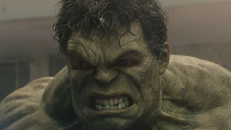 Illustration for article titled Weekend Box Office: Hulk smash puny movies that don't feature Hulk