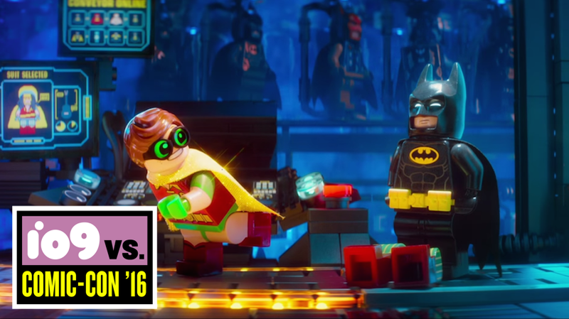 Illustration for article titled You Have Not Been Exposed to Joker Gas, The Lego Batman Movie Trailer Is Just That Funny