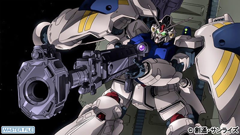 Illustration for article titled Gundam 0083 Stardust Memory is getting an HD Remake!!!!