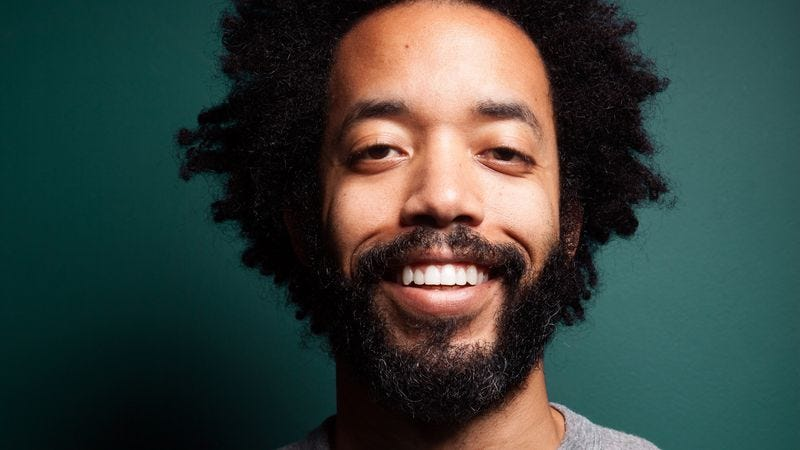Illustration for article titled Exclusive: Puppet Wyatt Cenac explains how his new comedy LP was made