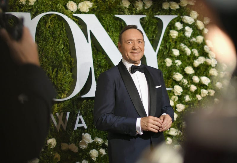 Former Boston news anchor accuses Kevin Spacey of assaulting