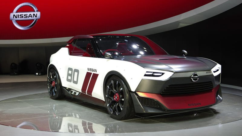 Illustration for article titled The Nissan IDx Nismo Concept Is The Rebirth Of The God Damn Datsun 510