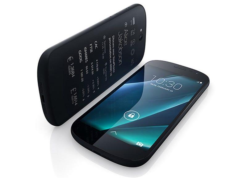 Yotaphone 2, un smartphone con dos pantallas y 50 horas de autonomía