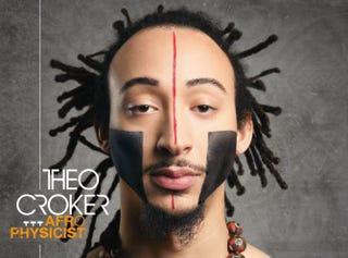 Album cover for Theo Croker's Afro PhysicistOkeh