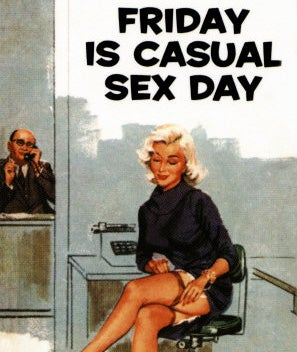 Illustration For Article Titled Theres Casual Sex And Then There
