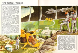 Illustration for article titled Space Colony Pirates (1981)