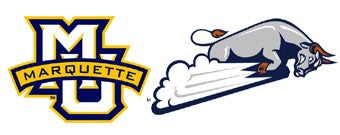 Illustration for article titled NCAA First Round: (6) Marquette vs. (11) Utah State