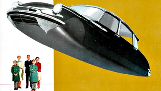 Illustration for article titled Ten Cars That Would Be Best As Hovercars