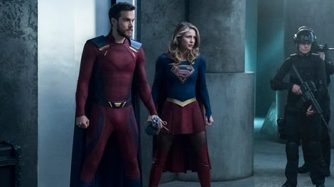 Supergirl's third season finale cuts its losses and looks to