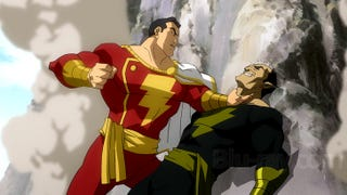 Illustration for article titled The Rock Can't Decide Whether To Play Shazam Or Black Adam