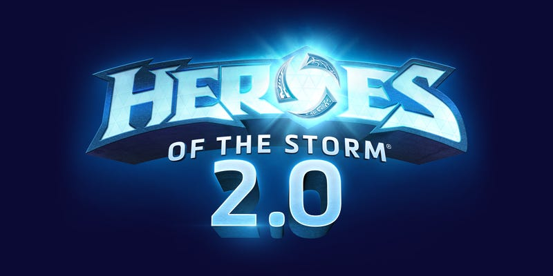 Illustration for article titled Blizzard Doubles Down on eSports with the Announcment ofHeroes of the Storm 2.0