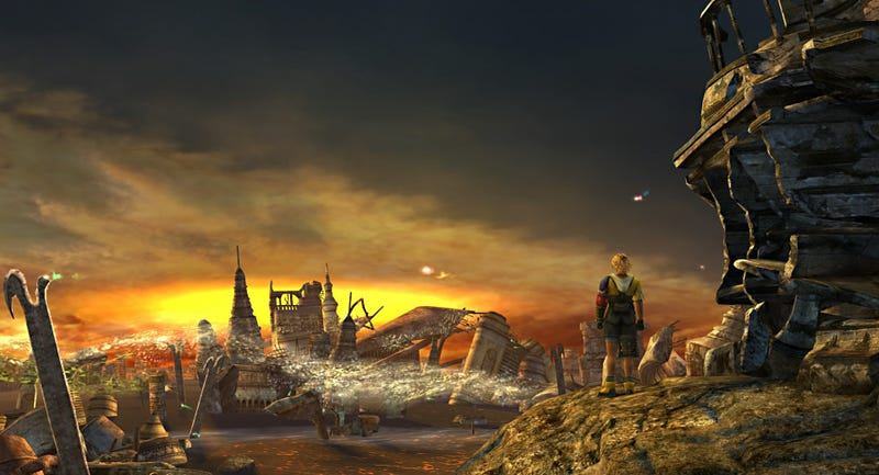 Illustration for article titled PC Modder Says It'll Take Months To Get Final Fantasy X Running At 60 FPS