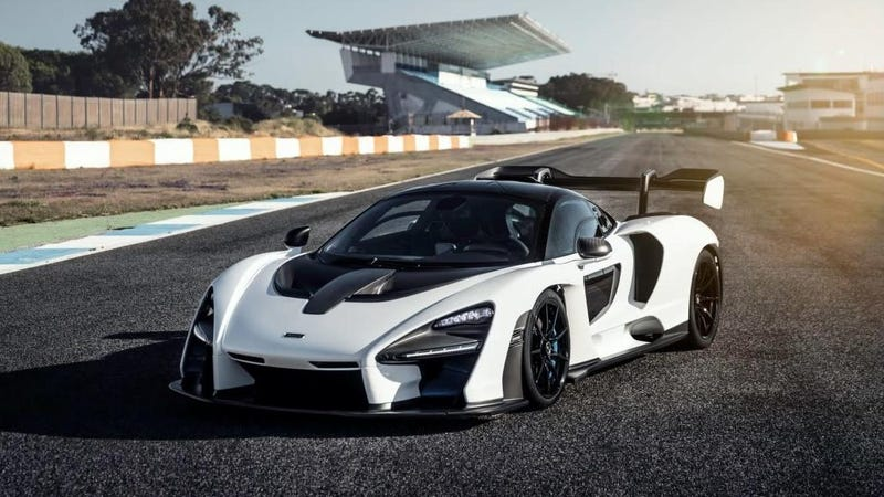 Illustration for article titled Your McLaren Senna Has Been Recalled
