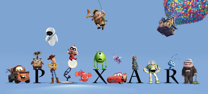 Heres How All The Pixar Movies Are Connected In One Universe - Pixar movies connected