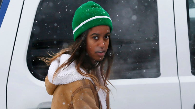 Stop Snitching On Malia Obama, a Normal 20-Something