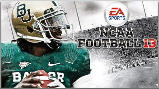 Illustration for article titled Heisman Winner Robert Griffin III Earns NCAA Football 13 Cover