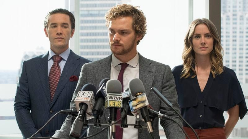 Photo: Iron Fist (Netflix)