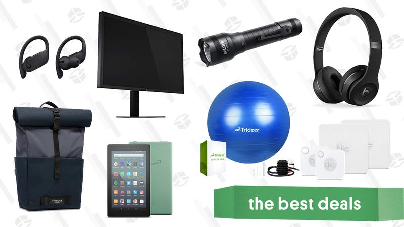 Illustration for article titled Monday's Best Deals: Apple Watch Series 5, Philips Norelco, Tile, and More