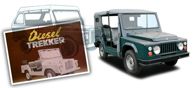 Illustration for article titled Cars Of Which You May Not Know: Hindustan Trekker