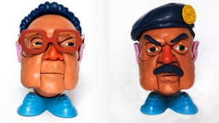 Illustration for article titled Potato Head Dictators are Probably Smarter Than the Real Thing