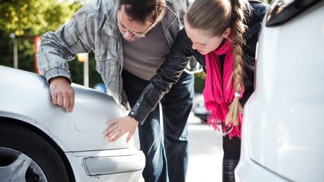 What To Do When A Leased Car Is Damaged