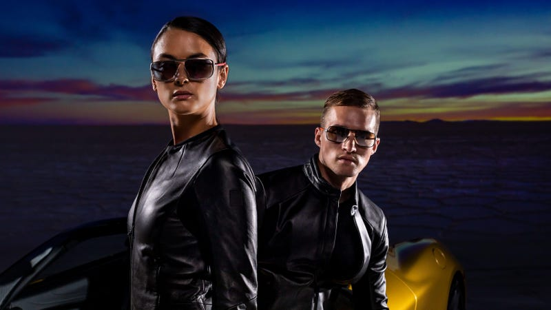 Illustration for article titled McLaren Teases New Spy Kids Film—No, Wait, This Is an Eyewear Line