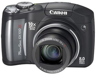 Illustration for article titled Canon Reveals New SX Line of Low-Cost Ultra-Zoom Cameras