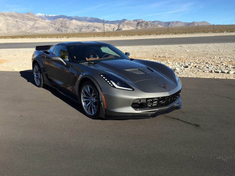 Illustration for article titled What Do You Want To Know About The Corvette Z06?