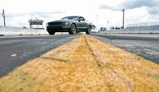 Illustration for article titled 2008 Ford Mustang Bullitt, Part Two