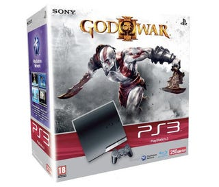 Illustration for article titled God Of War III Snarls Itself Up A Console Bundle
