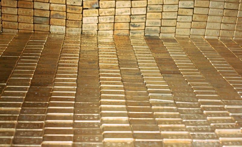 Casi dos millones de dólares en oro se pierden en las cloacas de Suiza cada año