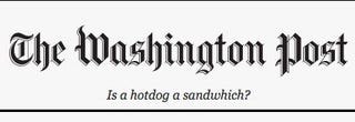 Illustration for article titled Has The Washington Post topped the Oppo Slogan?
