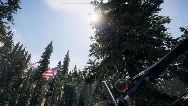 If the Far Cry 5 skill tree were an actual tree, it would look like this.