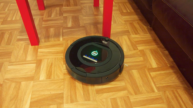 Illustration for article titled Roomba 770 Gallery