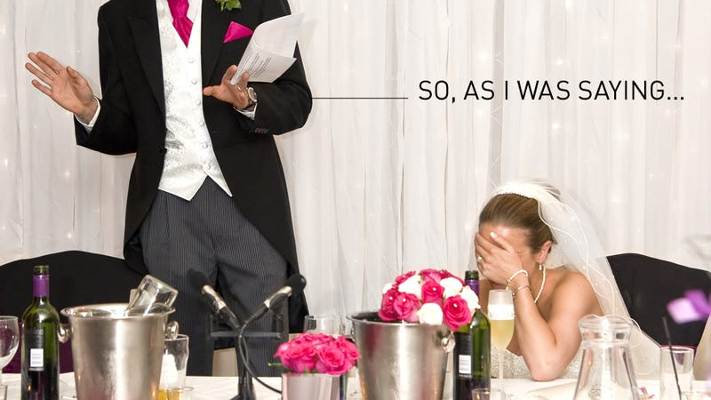 How To Give A Best Man Toast That Doesn't Suck