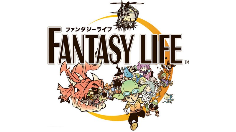 Illustration for article titled After Nine Months, The Latest News On Level-5's Fantasy Life... Is A City