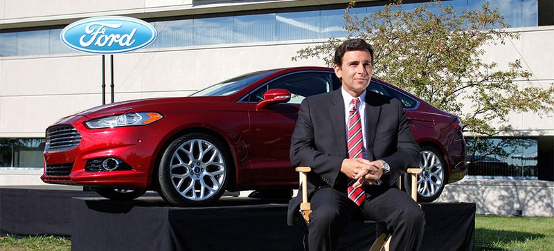 Illustration for article titled Who Is Mark Fields? The Next Ford CEO