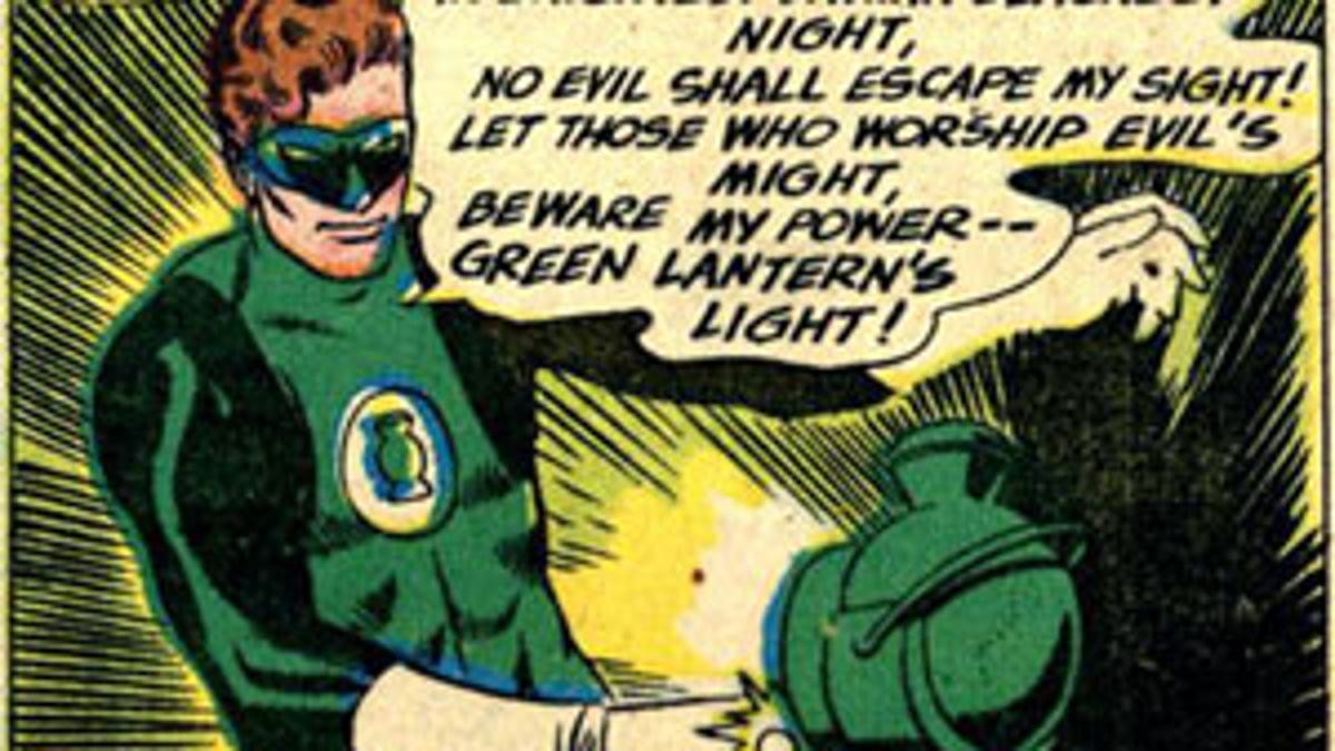 A Beginners Guide To Green Lantern