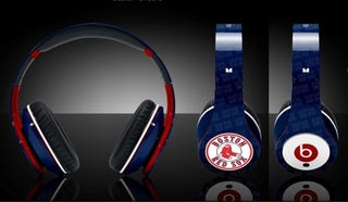 Illustration for article titled $400 Red Sox Beats Headphones Cost Nearly as Much as a Trip to Fenway