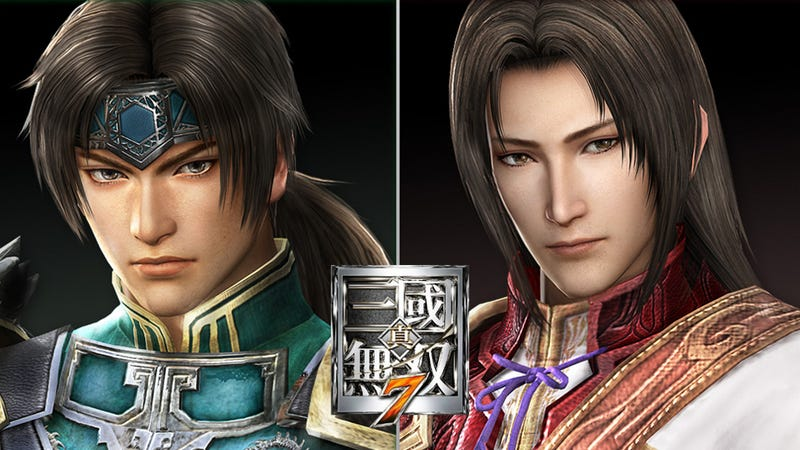 Illustration for article titled The New Dynasty Warriors... It's Fun For Guys And Girls Alike