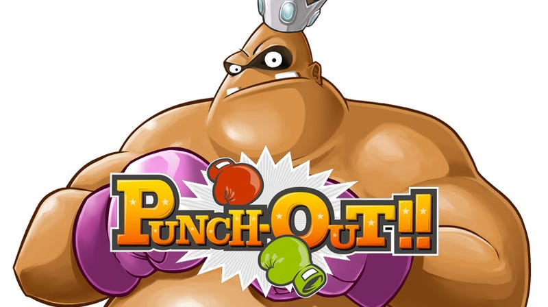 Punch Out Wii Soda Popinski : Wii punch out has classic nes controls too